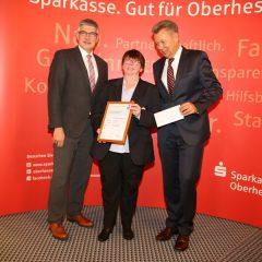 Deutscher Bürgerpreis für Astrid Zinnel